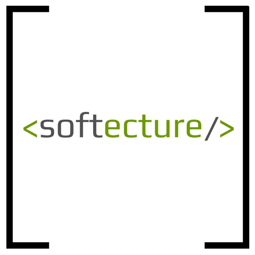 softecture Logo in den ACCAS-Klammern